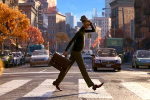"""(Image courtesy of Disney/Pixar) Joe Gardner (voiced by Jamie Foxx) is a New York jazz musician who goes on an adventure to the soul realm, in Disney/Pixar's animated tale """"Soul."""" It debuts on Friday, Dec. 25, 2020, on the Disney+ streaming service."""