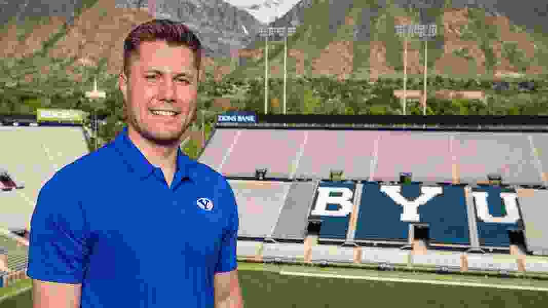 Former BYU QB Riley Nelson will replace Marc Lyons as analyst on BYU football radio broadcasts
