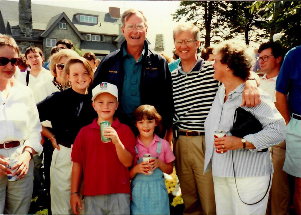 Gehrke: What a note from George H.W. Bush to a Utah girl says about our politics today