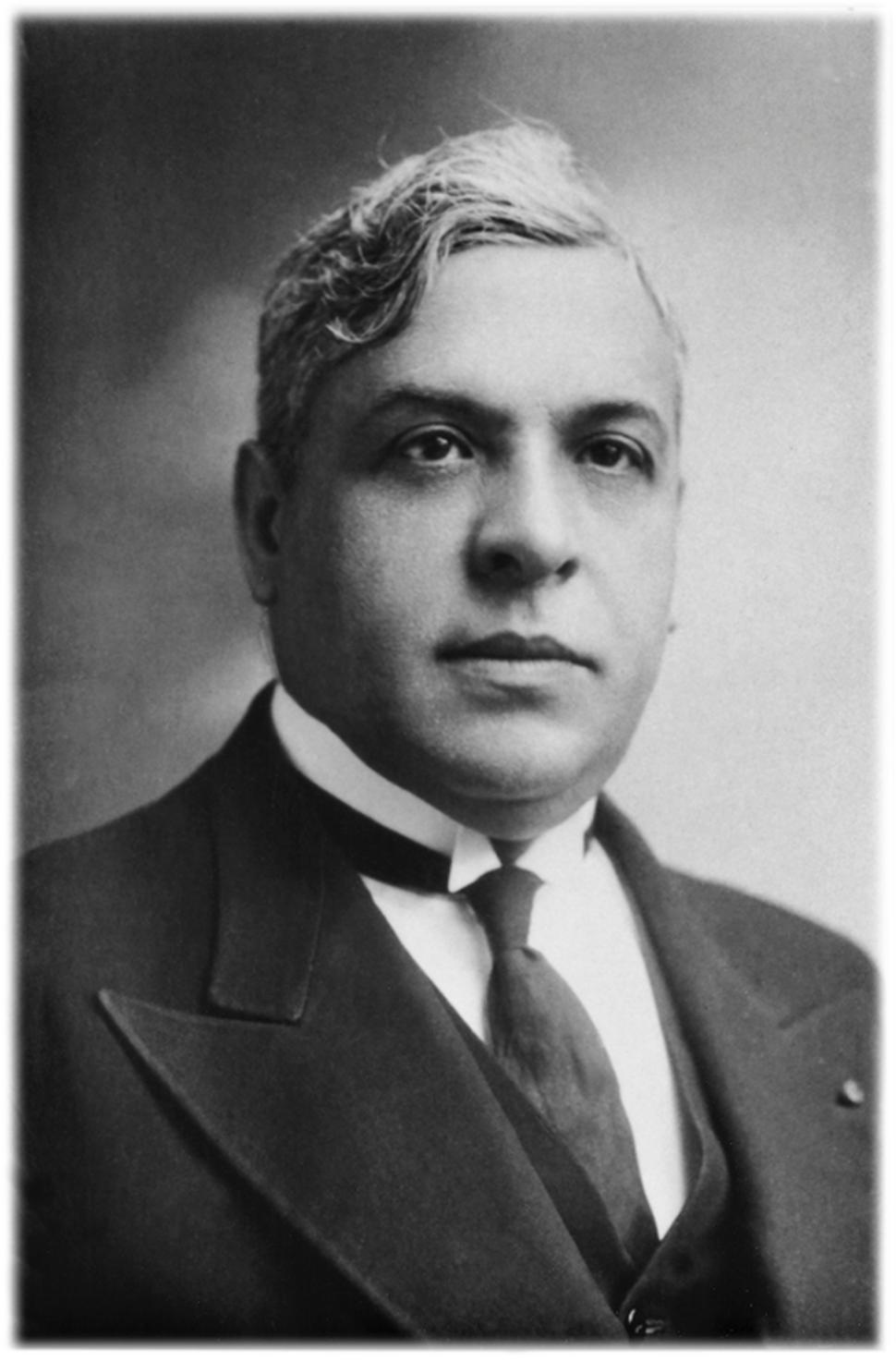 (Courtesy of the Sousa Mendes Foundation) Portuguese Consul General Aristides de Sousa Mendes in 1940.