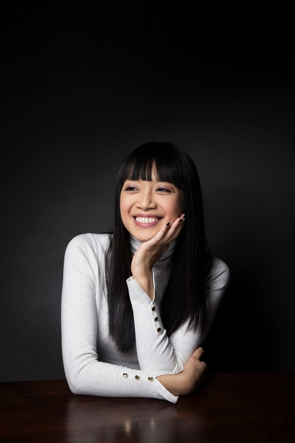 Actress Cynthy Wu poses for a portrait to promote the film,