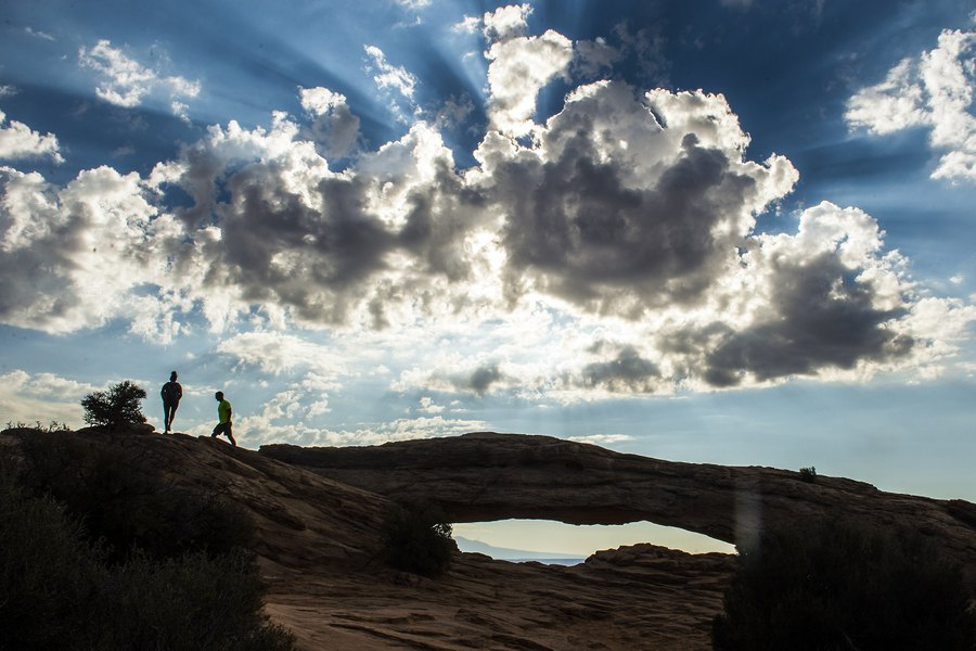 Commentary: Congestion at Arches, Zion offers economic development opportunity for rural Utah