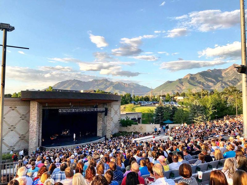 No more sneaking alcohol into the Sandy Amphitheater as city OKs beer sales at its outdoor concert venue
