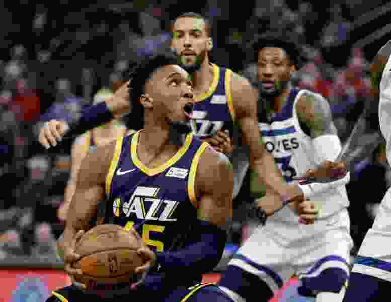 The Triple Team: Rudy Gobert shows he can defend inside and out, shutting down Karl-Anthony Towns in Minnesota rematch