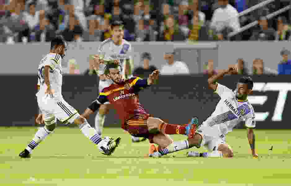 Streaking RSL says it can still get better