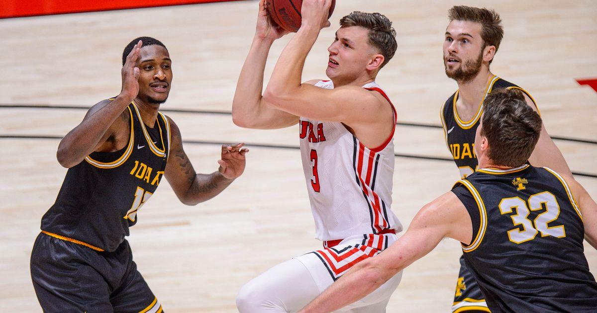 Utah hoops star freshman Pelle Larsson commits to Arizona after entering NCAA Transfer Portal