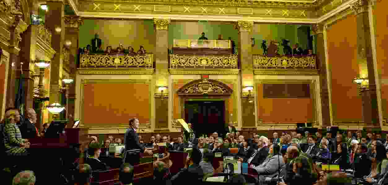 Conservative 'small government' Utah Legislature is busy pushing a record number of bills