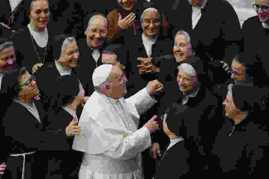 Vatican women's magazine blames drop in nuns on abuses