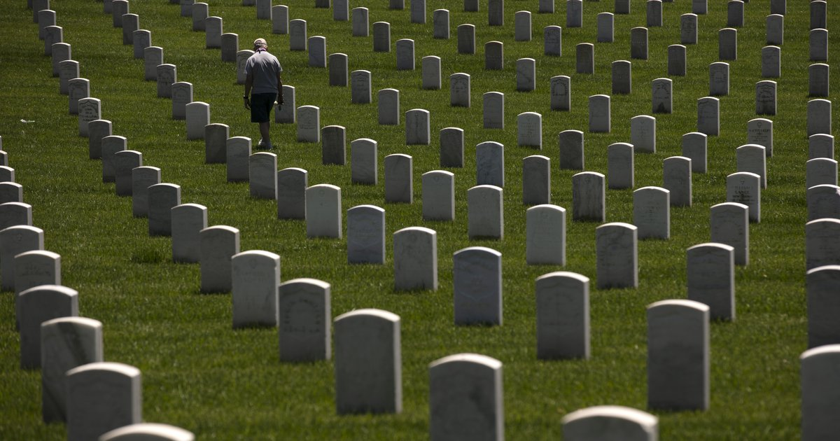 Letter: Show more respect in cemeteries