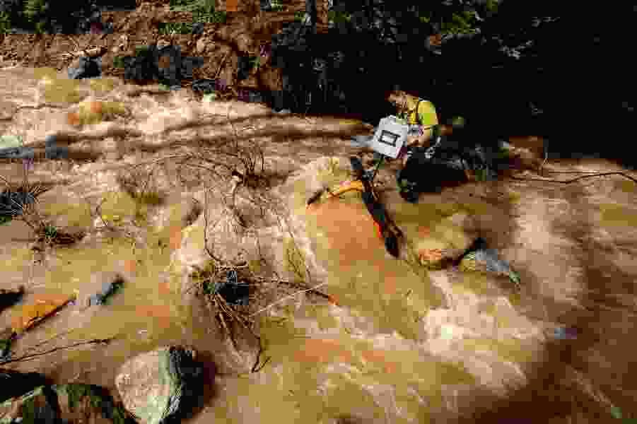 BYU researchers studying canyon runoff in wake of Utah megafires