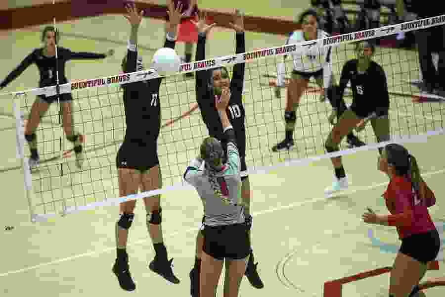 Prep volleyball: State rankings for Sept. 17