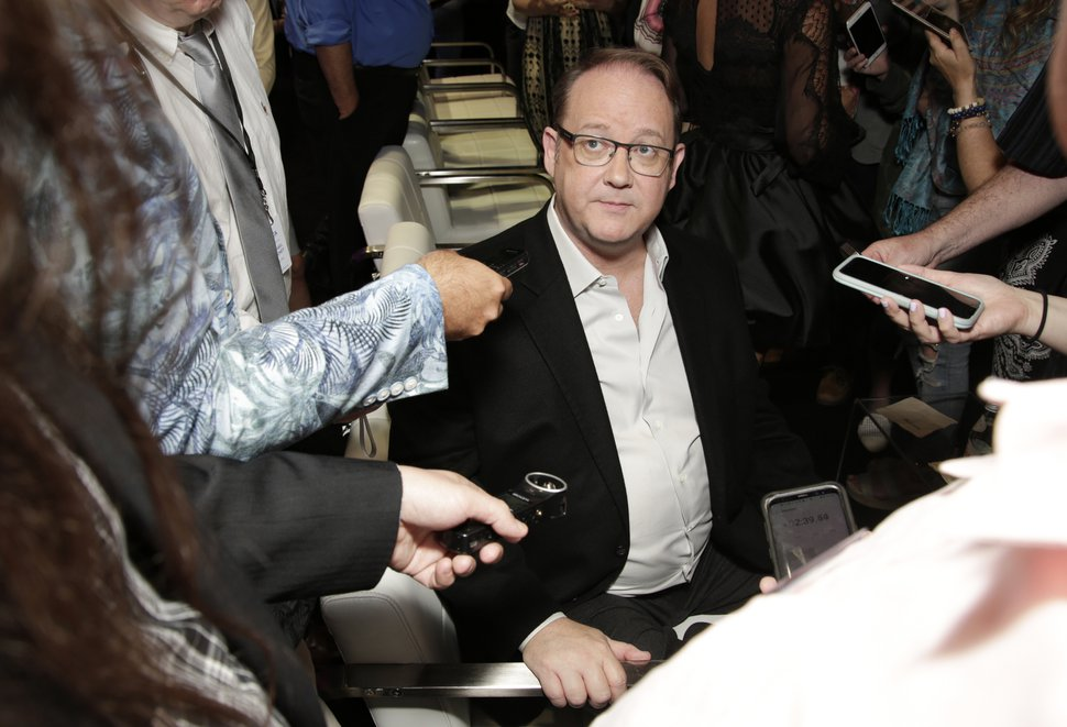 "(Photo courtesy Francis Specker/CBS) Marc Cherry is the executive producer of ""Why Women Kill."""