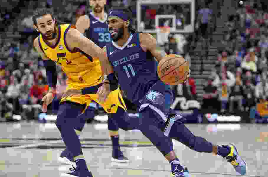 As Ricky Rubio searches for consistency, the Jazz look to sweep their road trip in Minnesota