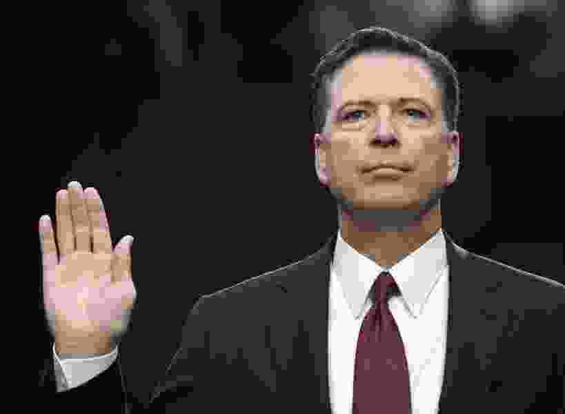 Political Cornflakes: Former FBI Director James Comey's book already a best-seller