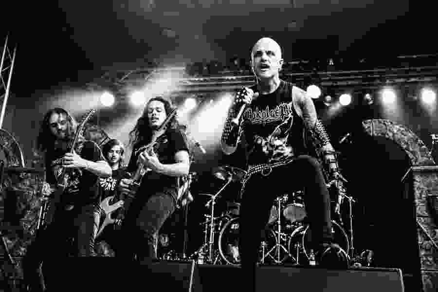 Visigoth trying to turn their fantasy-themed metal into reality on the road