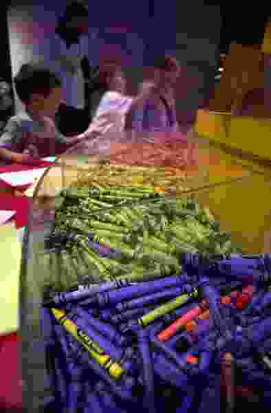 Playskool crayons found to contain asbestos, advocacy group says
