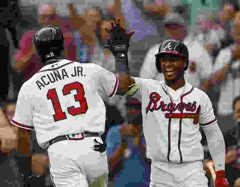 MLB roundup: Acuña's leadoff feat sends Atlanta to doubleheader sweep vs. Miami