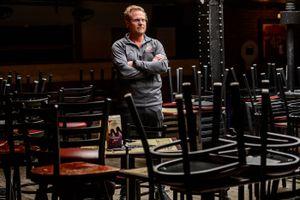 (Trent Nelson  |  Salt Lake Tribune file photo) Kirk Bengtzen, in his Salt Lake City bar Twist in April 2020. Bengtzen's business partners are suing him for mismanagement.