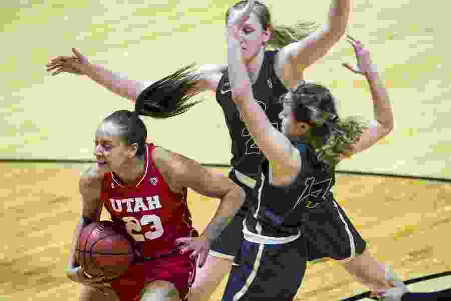 The Utes hope to stay healthy after injuries derailed the women's basketball team last season