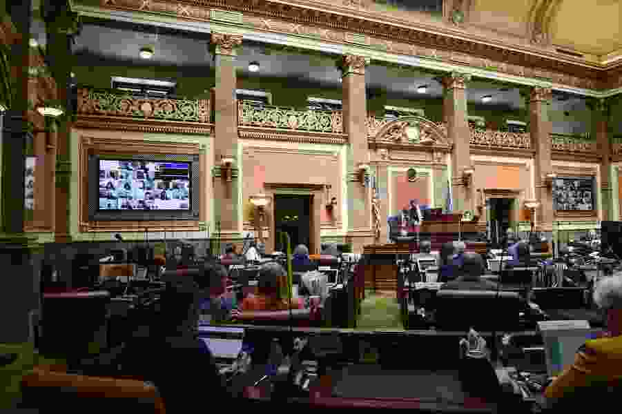 Letter: What are our lawmakers' priorities?