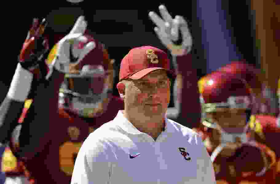 Defending champ USC uses a strong finish to rule Pac-12 recruiting