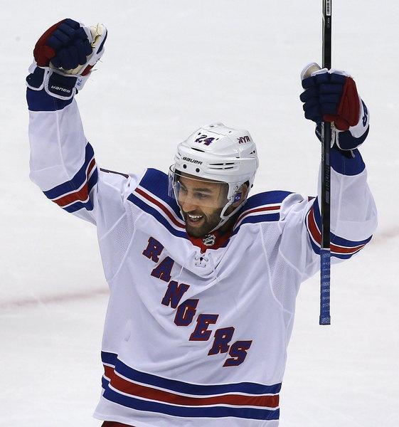 Nhl Roundup Minus Ill Henrik Lundqvist Rangers Find Way To Edge