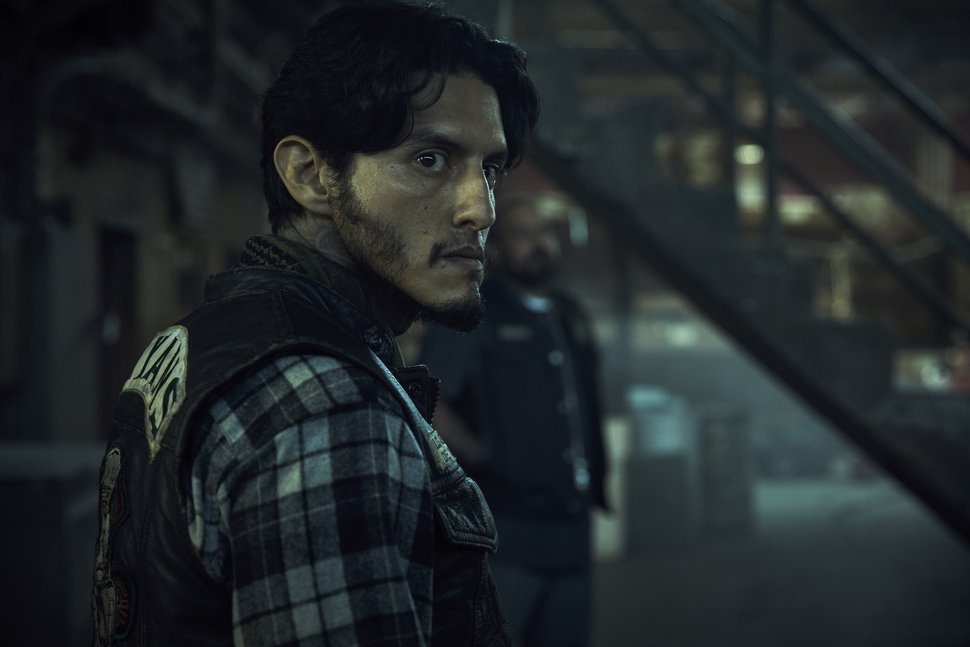 (Photo courtesy of James Minchin/FX) Richard Cabral as Johnny