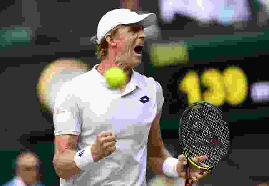 Kevin Anderson edges John Isner 26–24 in 5th set for 1st Wimbledon final