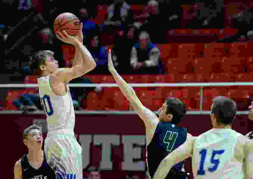 Fremont's Dallin Hall is Utah's Gatorade Boys' Basketball Player of the Year