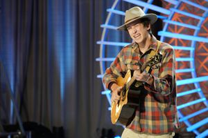 "(Photo courtesy of Christopher Willard/ABC) Utahn Wyatt Pike dropped out of ""American Idol"" for ""personal reasons."""