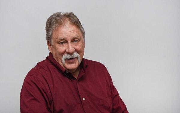 Francisco Kjolseth   The Salt Lake Tribune Robert Kirby.