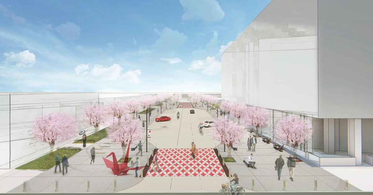 sltrib.com: Designs for a revitalized Japantown in Salt Lake City stir the souls of Asian community