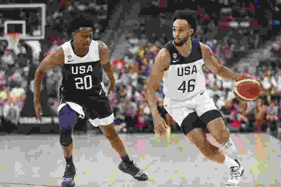 The USA's World Cup squad isn't the A-Team, but Donovan Mitchell and his teammates are no slouches