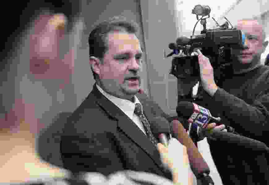 Prosecutor says he's walking away from Shurtleff case for sake of justice