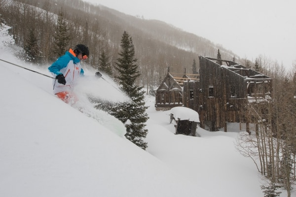(Courtesy Vail Resorts) Jupiter Access at Park City Mountain. The resort is set to open Nov. 17 for the season.