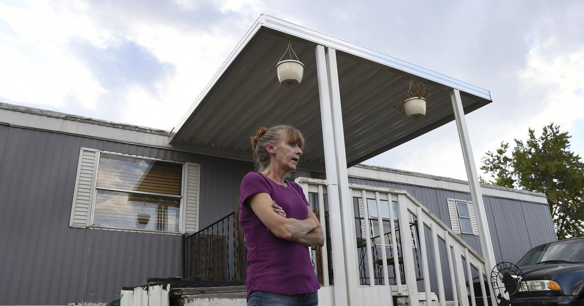 Business model of mobile home parks exposes economic vulnerability of Colorado tenants who have nowhere else to go - Salt Lake Tribune