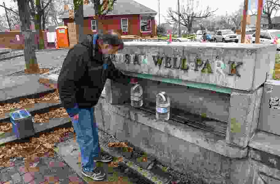 Salt Lake City is closing popular Artesian Well Park for major renovations