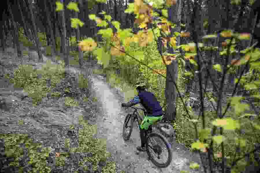 BYU researchers study how much assistance electric mountain bikes really give riders