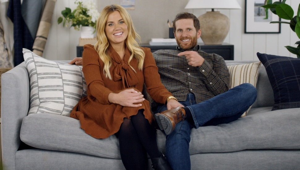 (Photo courtesy of Netflix) Shea and Syd McGee in Dream Home Makeover.