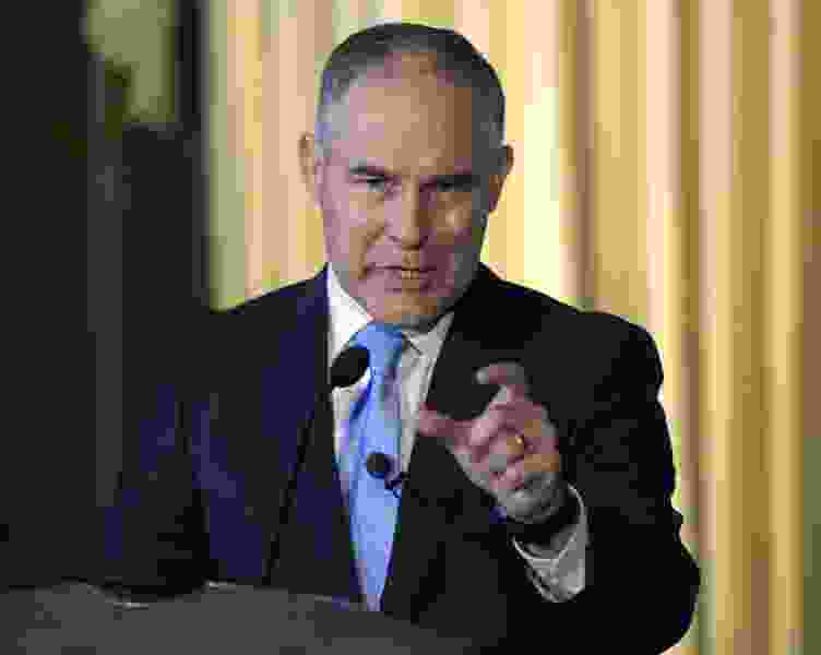 William D. Ruckelshaus: Pruitt is turning his back on transparency at the EPA
