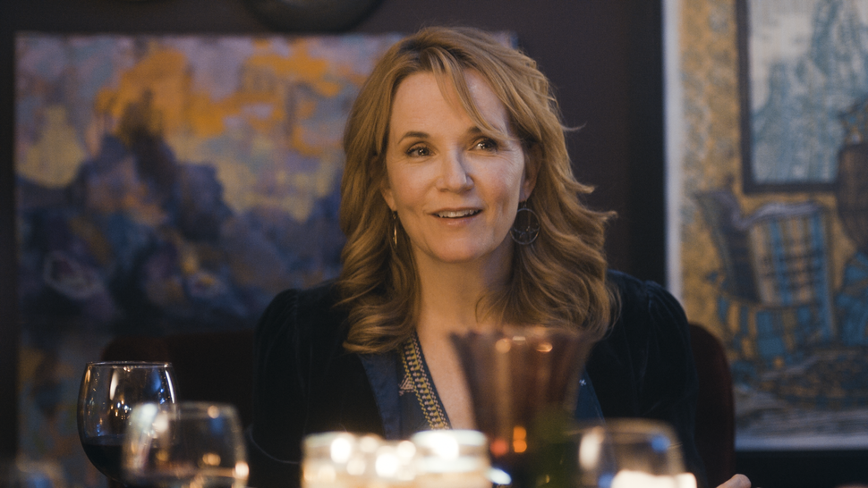 (Photo courtesy Pinnacle Peak Pictures) Lea Thompson plays Marmee, mother of the four March sisters, in director Clare Niederpruem's modern-day adaptation of Louisa May Alcott's Little Women.