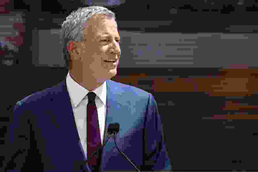 Alexandra Petri: I'm Bill de Blasio and I'm running! You're welcome!