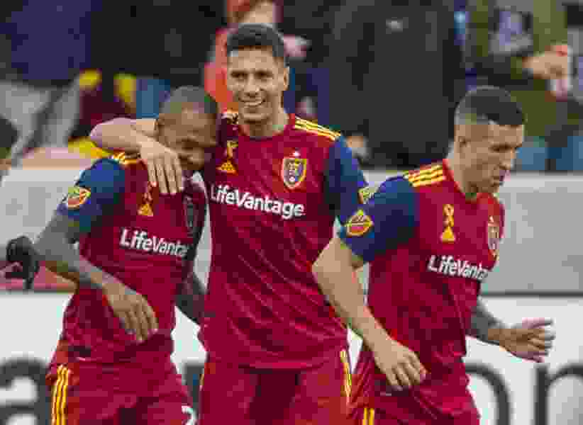 RSL locked in to start of MLS is Back Tournament after four-month layoff