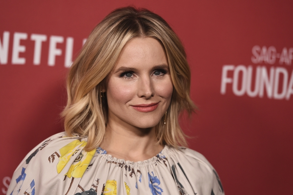 In this Nov. 9, 2017, file photo, Kristen Bell arrives at the 2017 Patron of the Artists Awards at the Wallis Annenberg Center for the Performing Arts in Beverly Hills, Calif. (Photo by Jordan Strauss/Invision/AP, File)