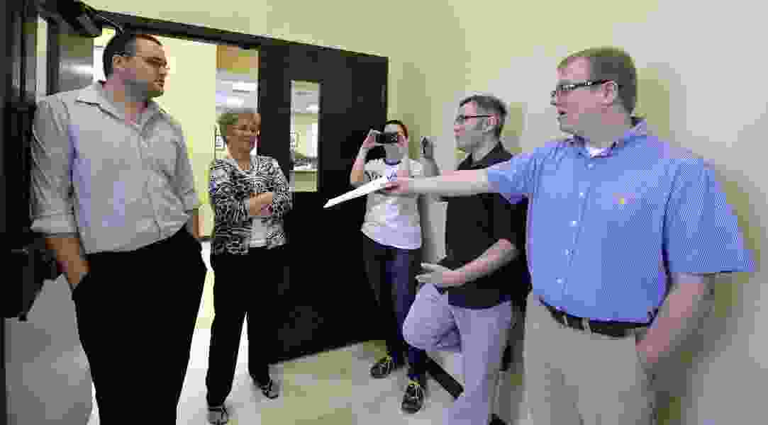 Gay man denied marriage license hopes to unseat Kentucky county clerk