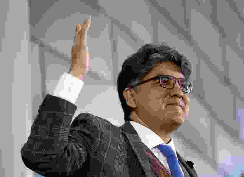 Sherman Alexie paperback delayed indefinitely after he admits wrongdoing amid sexual harassment allegations