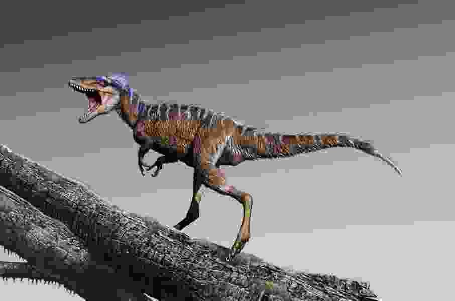 A tiny tyrannosaur dubbed the 'harbinger of doom' has been discovered in Utah