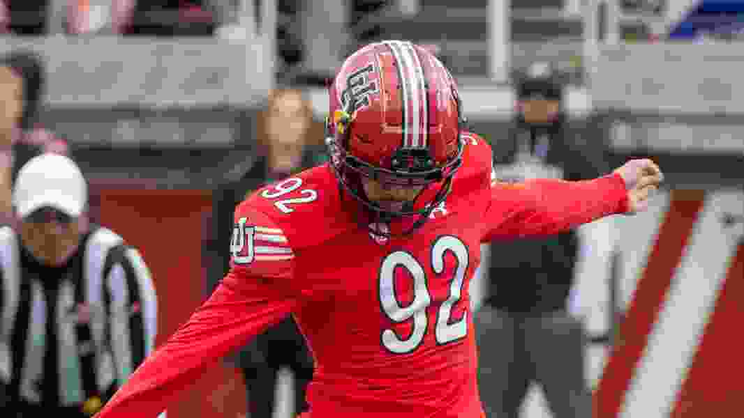 Jadon Redding is now Utah's primary kicker; can he hang onto the job for four years?