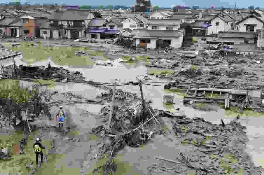Letter: Typhoon shows the urgency of climate change