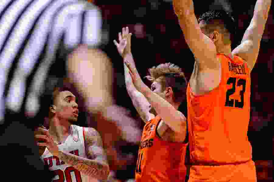 Utes launch the second half of Pac-12 basketball play needing to improve just to duplicate their 5-4 start